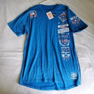 American Fighter Lander Tee NWT Size XL